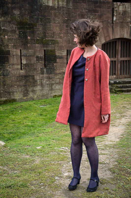 Manteau rouge-21