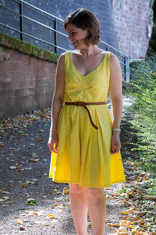 Robes Jaune et rose-53