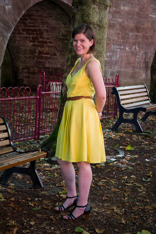 Robes Jaune et rose-8